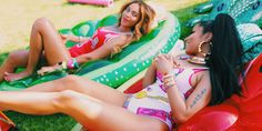 Beyoncé & Nicki Minaj Feeling Myself Music Video 18.05.2015