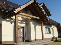 Wejście do domu  #projekt #budowa #dom