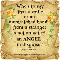Inspirational Quotes - Angel Quotes - Uplifting Quotes - Angel Sayings - Angel Blessings - Angel Poems - Image Quotes - Parchment Quotes