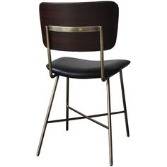 Basic Thomas Hayes Studio Solid Wood Dining Chairs
