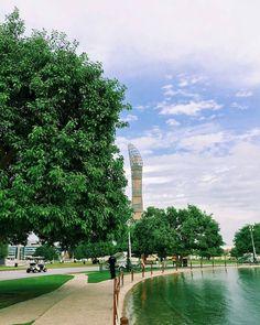 Good Morning #Doha #Qatar @camillia0070
