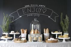 Entertain In Style with Rustic Bread and Cheese Buffet Wine And Cheese Party, Wine Cheese, Cheese Bar, Cheese Dessert, Cheese Dome, Cheese Snacks, Goat Cheese, Cheese Display, Appetizer Display