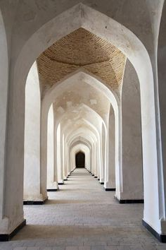 Photographic Print: View from Kalon Mosque - Bukhara - Uzbekistam by Daniel Prudek : Arches Architecture Design, Minimalist Architecture, Islamic Architecture, Futuristic Architecture, Organic Architecture, Architecture Portfolio, Gothic Architecture, Exterior Design, Interior And Exterior