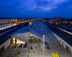 3xn - Railyards Cultural Centre