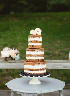 Lovely Cake naked cake