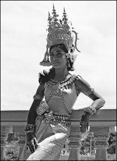 Cambodian Princess, Buppha Devi, child of Neak Moneang Phat Kanhol and Norodom Sihanouk.