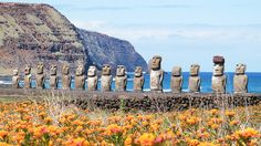 Ahu Tongariki / Easter Island / Rapa Nui / Isla De Pascua (Chile) | Flickr - Photo Sharing!