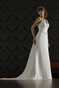 Brautkleid Hochzeitskleid, schlicht