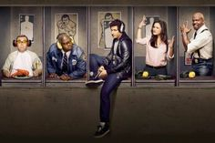 Every Episode Of 'Brooklyn Nine-Nine' Ranked Brooklyn Nine Nine Funny, Brooklyn 9 9, Series Movies, Movies And Tv Shows, Tv Series, Bee Movie, Movie Tv, Brooklyn 99 Characters, Dramas