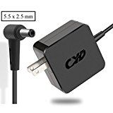 33W Laptop Charger Adapter for Asus Notebook CYD 19V 1.75A PowerFast Notebook Power Cord for Asus Ultrabook 8.2 Feet (2.5m) AC Adaptor Charger Cable for ASUS VivoBook ZenBook