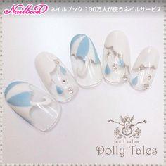 DollyTales_nailさんのホワイトネイル♪[494320]|ネイルブック
