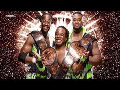 "2015: The New Day 2nd WWE Theme Song ""New Day, New Way"" (With Big E Quote) - YouTube"