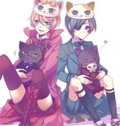 Black butler - Ciel and Alois