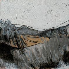Landscape Sketch, Pastel Landscape, Abstract Landscape Painting, Abstract Painters, Landscape Prints, Landscape Art, Landscape Paintings, Painting & Drawing, Watercolor Paintings
