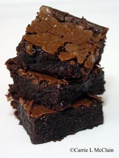 December 8, 2012 - National Chocolate Brownie Day!