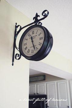nice clock