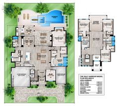 Plan #429032 offered by Distinctive House Plans
