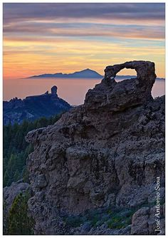 View from Tejeda, Gran Canaria, Canary Islands Spain Tenerife, Island Beach, Canary Islands, Spain Travel, Wanderlust Travel, Monument Valley, Traveling By Yourself, Places To Visit, Toscana