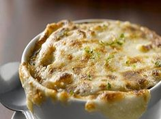 Julia Child's French Onion Soup Recipe