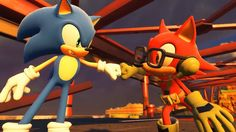 Sonic Forces receives 35/40 by Famitsu