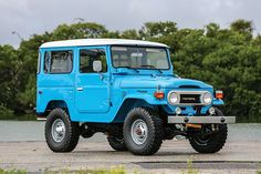 Looking for the Toyota FJ Cruiser of your dreams? There are currently 4 Toyota FJ Cruiser cars as well as thousands of other iconic classic and collectors cars for sale on Classic Driver. Toyota 4x4, Toyota Fj Cruiser, Fiat 128, Best 4x4, Offroad, Dream Cars, Classic Cars, Nissan 4x4, Range Rovers