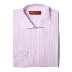 Camisa 500 rayas rosa