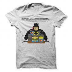 Fatman v Supermeal #sunfrogshirt