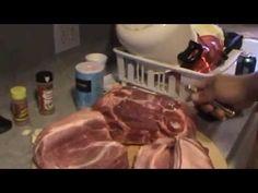 como hacer asado   (chile colorado con carne de puerco)