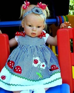Reborn Baby Girl or Boy Doll Arianna by Reva Shick