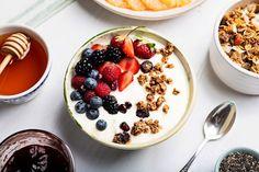 Easy Yogurt Recipe - NYT Cooking Easy Yogurt Recipe, Homemade Yogurt Recipes, Healthy Recipes, Make Your Own Yogurt, Making Yogurt, Pistachio Recipes, Vegan Yogurt, Plain Yogurt, Dried Apricots