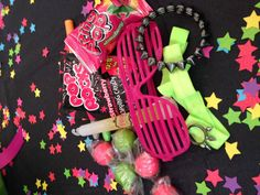 Rock Star Glam Party Goodie Bags