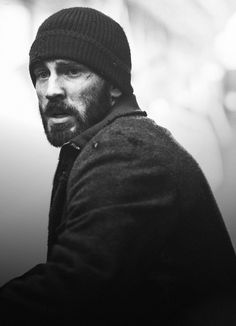 Snowpiercer----I can't wait to see this movie....his beard is giving me a girl boner.