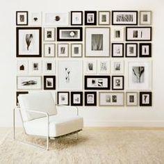 wall arrangement
