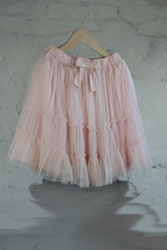 Their Nibs Girls Ballet Tutu Skirt, perfect for parties from their 2016 Collection. £25.00 from www.theirnibs.com