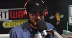 Mac Miller hit up Power 106's The Cruz Show to chop it up about his new album…