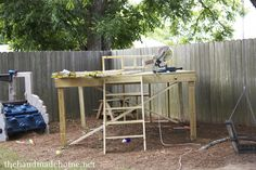 building a handmade hideaway : the diy deck | the handmade home