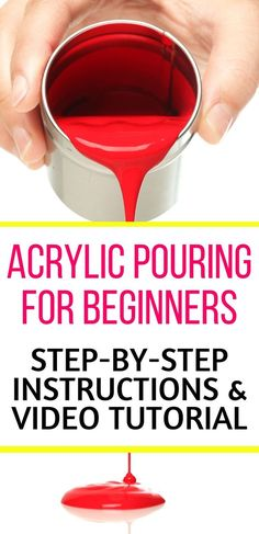Acrylic Pouring Techniques, Acrylic Pouring Art, Acrylic Painting Techniques, Diy Painting, Knife Painting, Acrylic Art Paintings, Acrylic Painting For Beginners, Paint Techniques, Painting Abstract