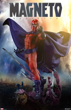 X-Men Magneto Maquette Coming Soon