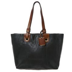 Green Tote Bag by Maria Carla. Mine is black