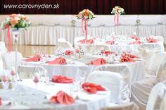 výzdoba svadobnej sály maslova - Hľadať Googlom