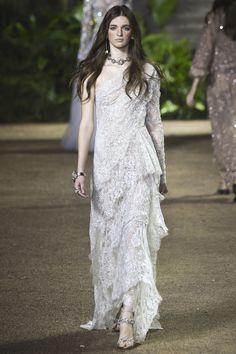 Elie Saab | Spring/Summer 2016 Couture Collection via Designer Elie Saab | Modeled by ? | Paris; January 27, 2016