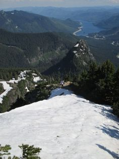 (Mostly year round) Pacific Ocean, Pacific Northwest, Snoqualmie Pass, Evergreen State, Go Hiking, National Forest, British Columbia, North West, Gain