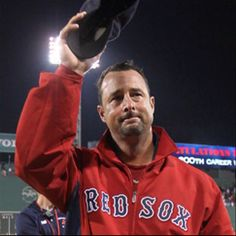 My bf, Tim Wakefield, announces retirement :( February 17, 2012