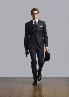 Every girl's crazy 'bout a sharp dressed man!