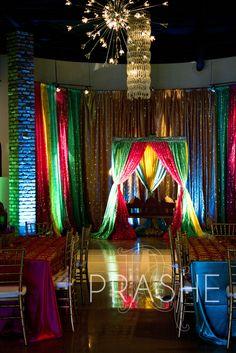 Hussain & Sobia's Wedding. Photography by Jessica Power.   #prashe #wedding #decor #indian