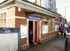 Kenton Station