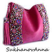 Магазин мастера Суханова Анна SukhAnna: женские сумки, пояса, ремни, рюкзаки, одежда и аксессуары