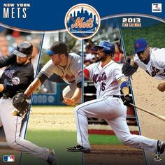 Perfect Timing - Turner 12 X 12 Inches 2013 New York Mets Wall Calendar (8011225) by Perfect Timing - Turner. $9.88. Showcase the stars of your favorite team with this rousing team wall calendars. Player action and school photos with player bio information.