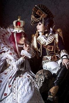 Queen Esther (Trinity Blood) by Astarohime