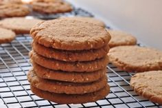 Biscuits au Sésame Biscuits, Sesame, Cookie Recipes, Cookies, Desserts, Illustrated Recipe, Gentleness, Sweet Recipes, Kitchens